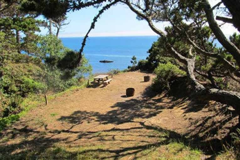 Timber Cove Boat Landing and Campground, Jenner, California