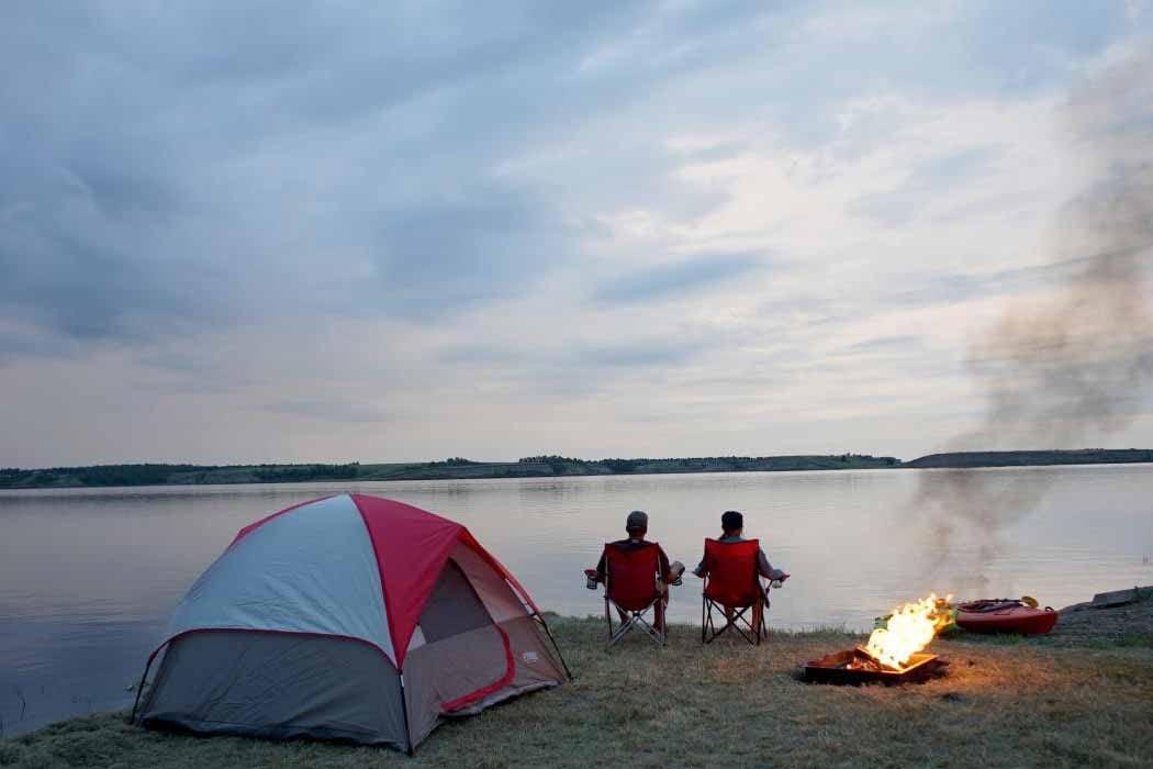 Lake Sakakawea State Park, Pick City, North Dakota