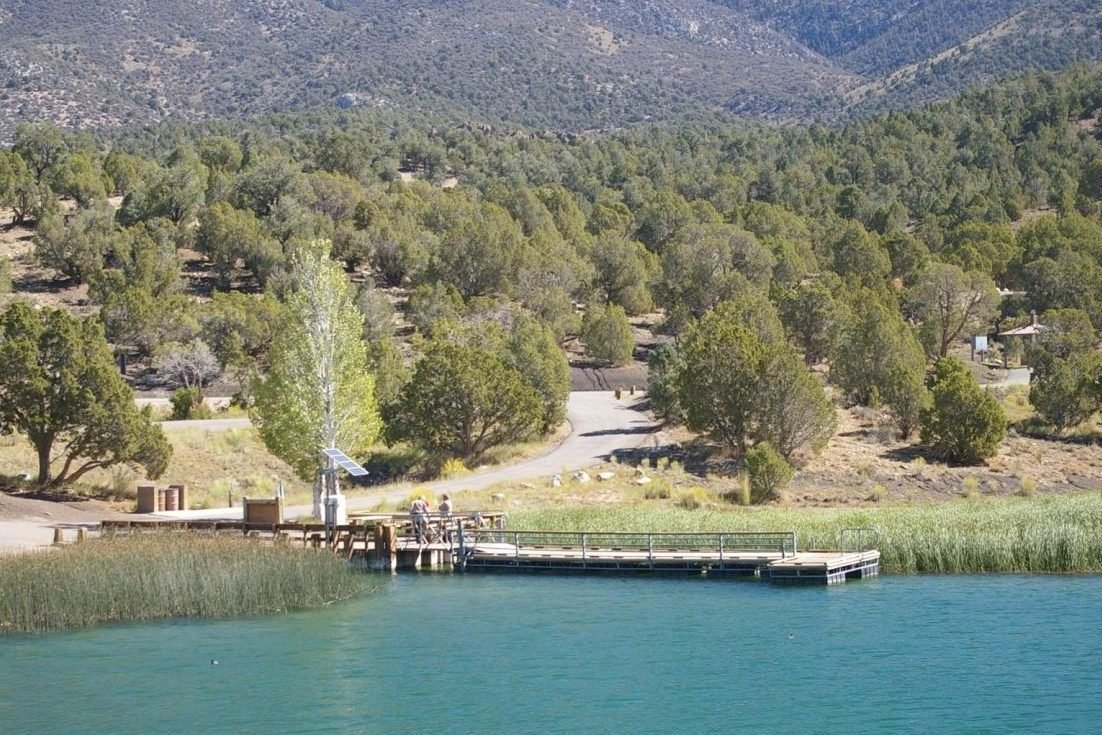 Cave Lake State Park, Ely, Nevada