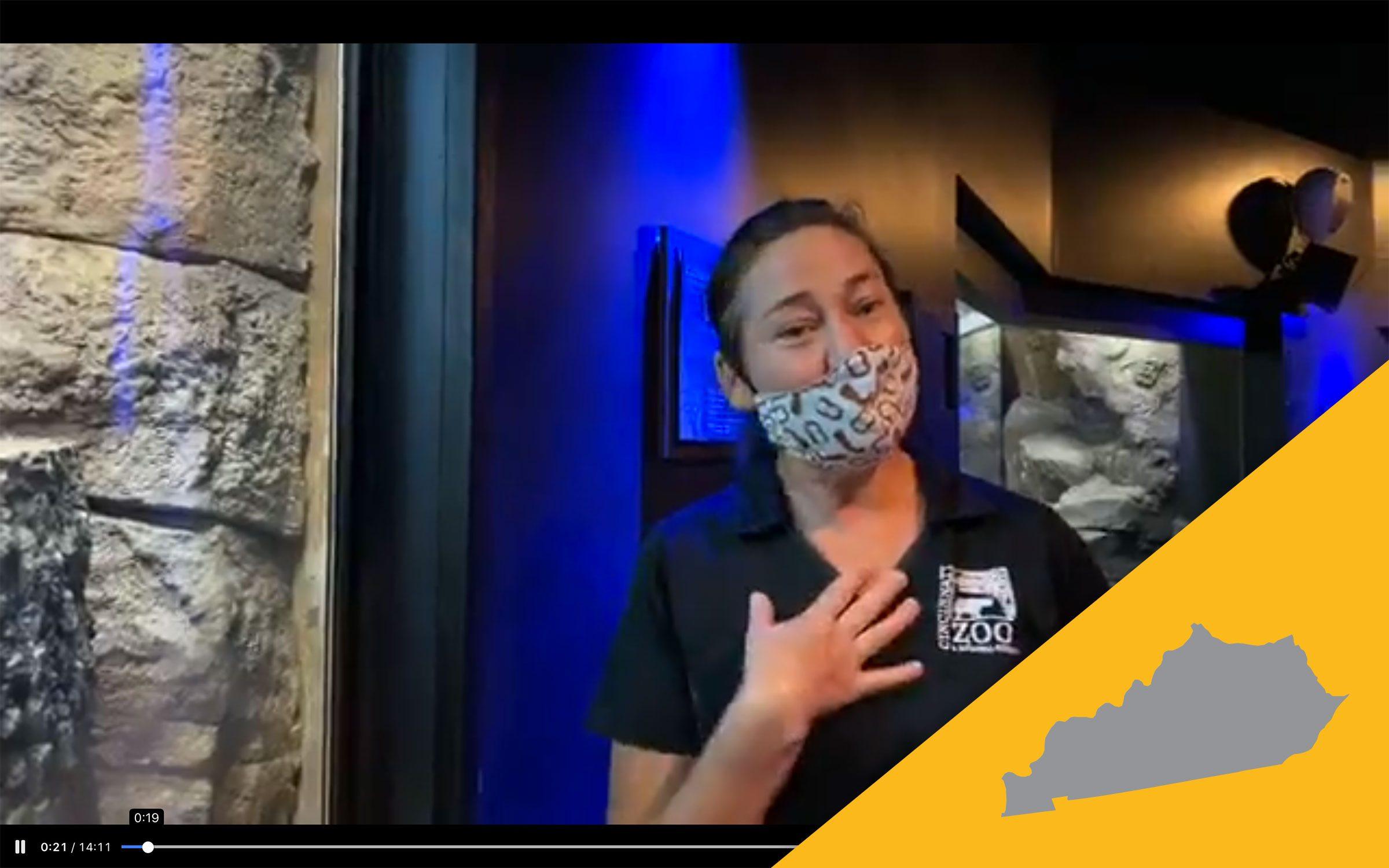 Cincinnati Zoo virtual tour