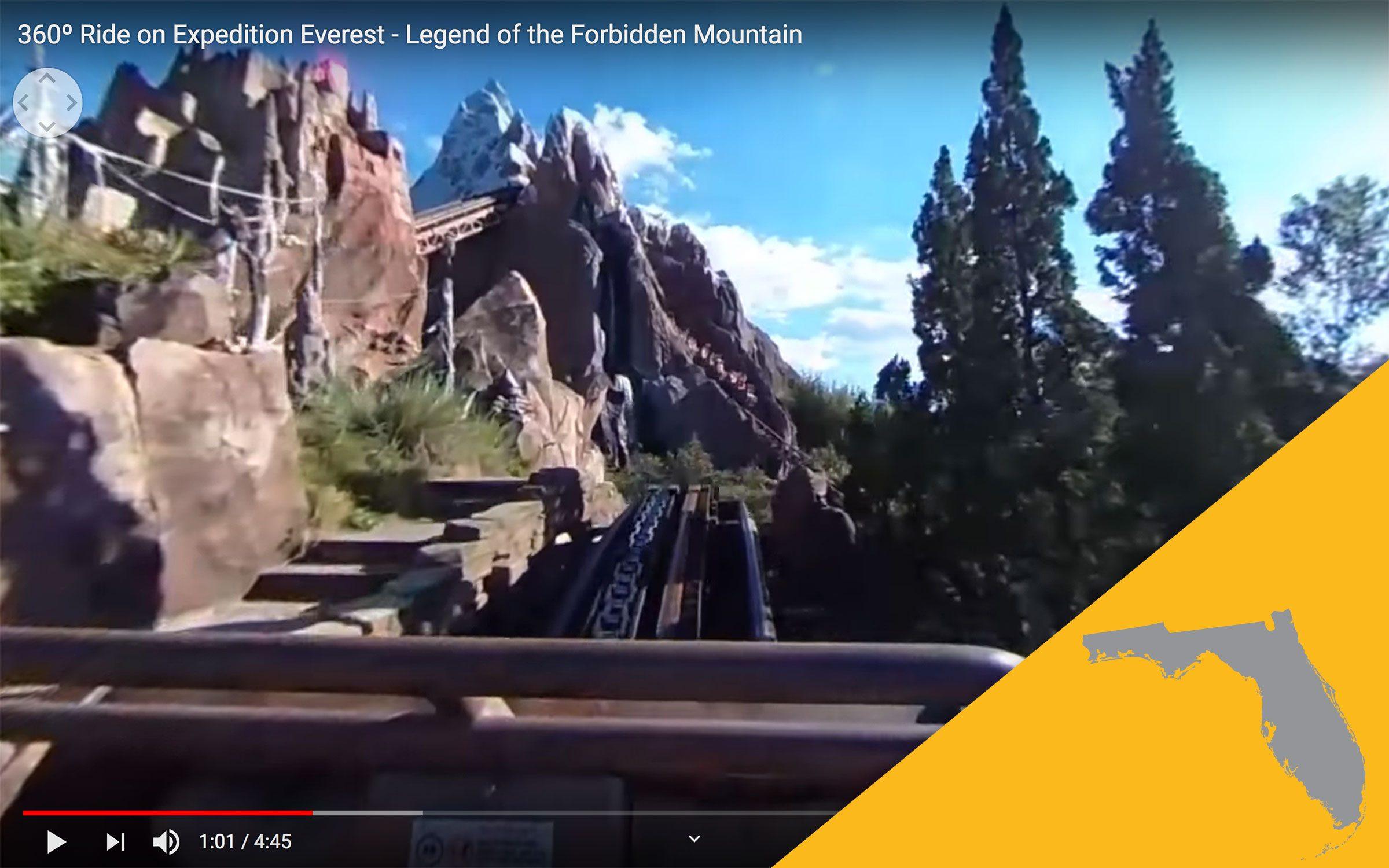 Walt Disney World Resort virtual tour