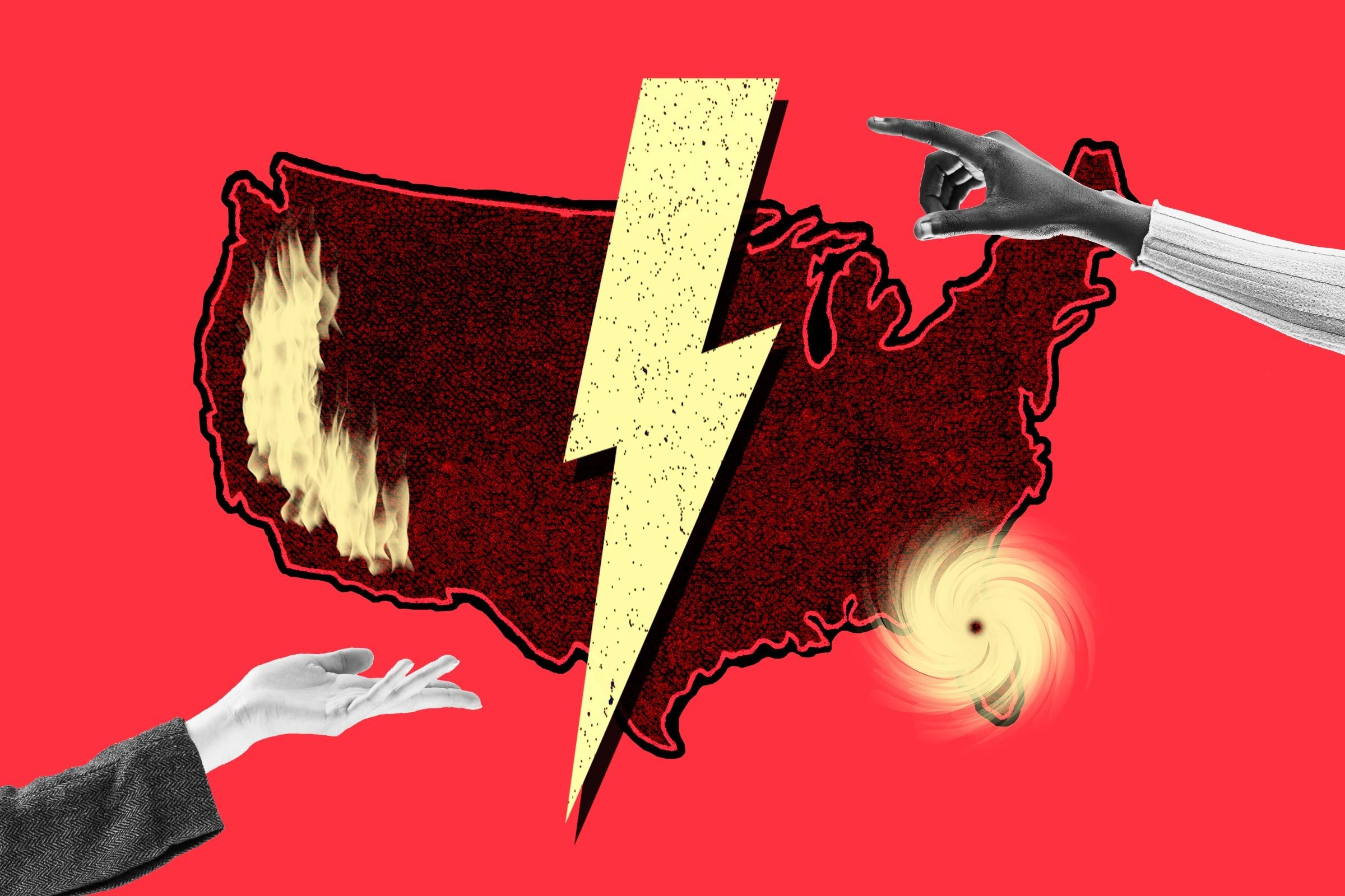 The U.S. States Most Prone to Natural Disasters