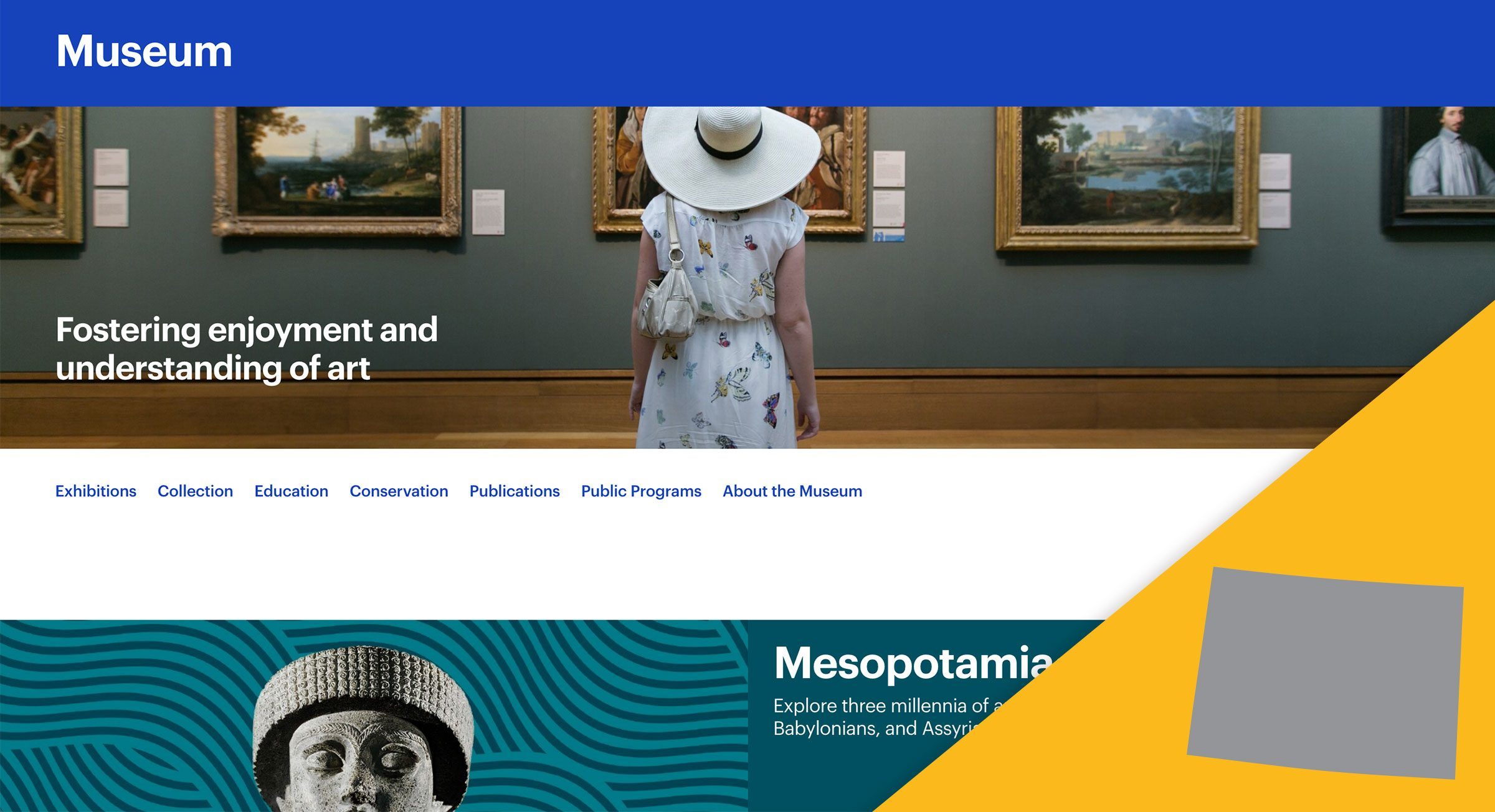 Getty Museum virtual tour