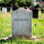 19 Funniest Tombstones That Really Exist