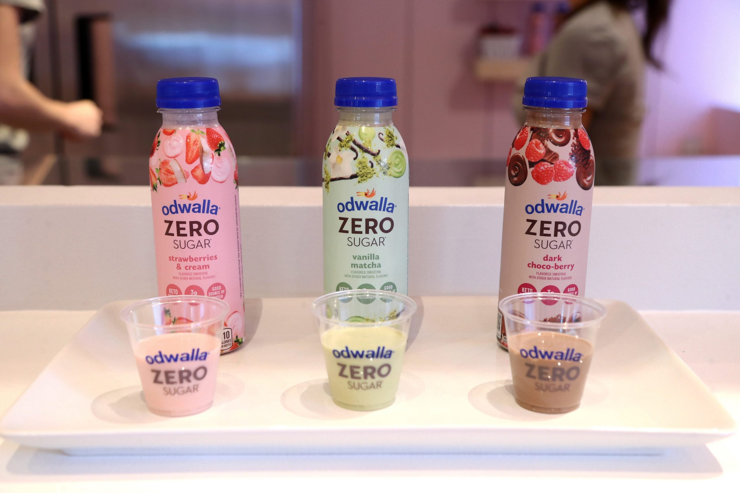 Odwalla 'Zero Sugar Shack' Launch Event