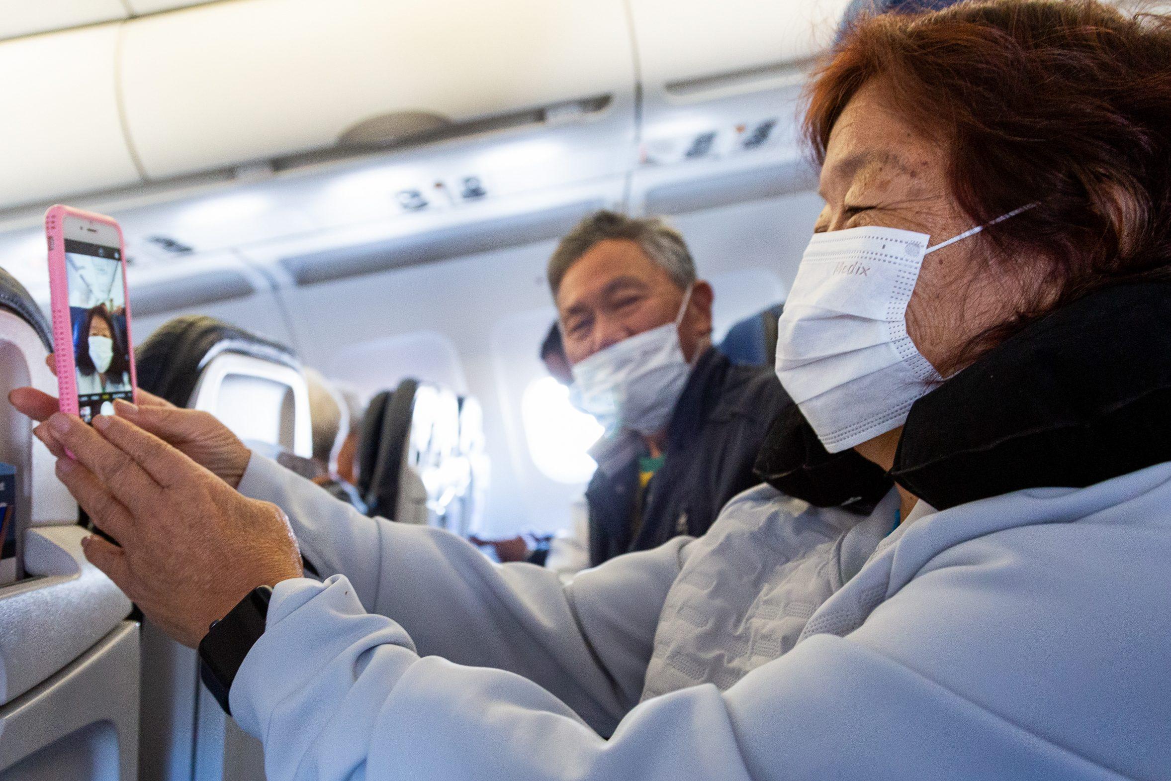 Precautionary Measures Being Taken at Airport in Phoenix