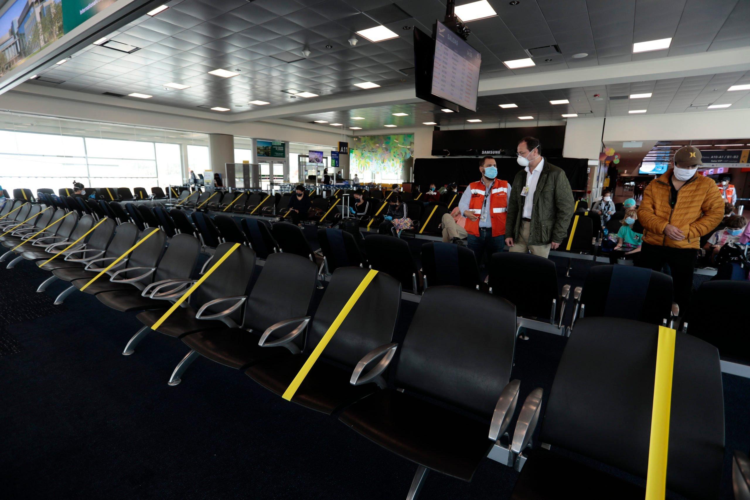 Ecuador Prepares To Reopen Airports During Coronavirus Pandemic