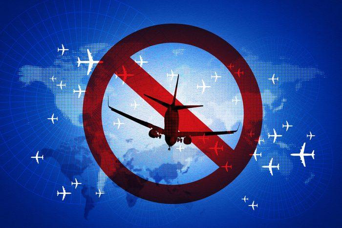 Flight restriction