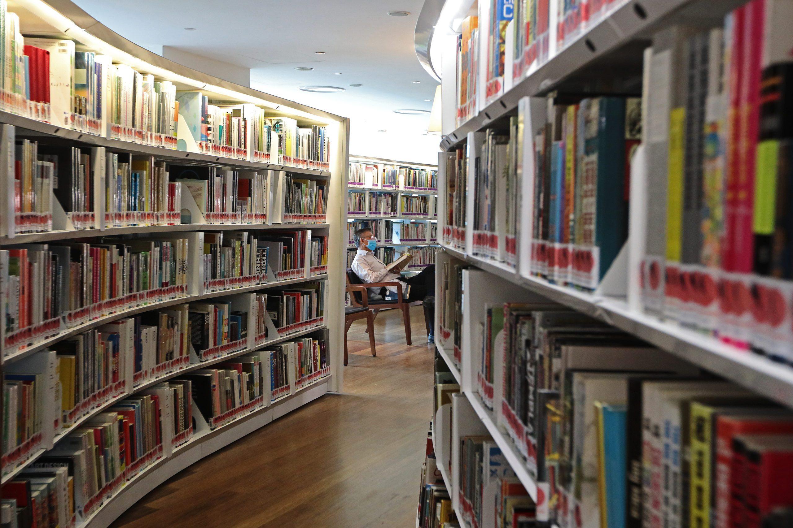 Reopening libraries