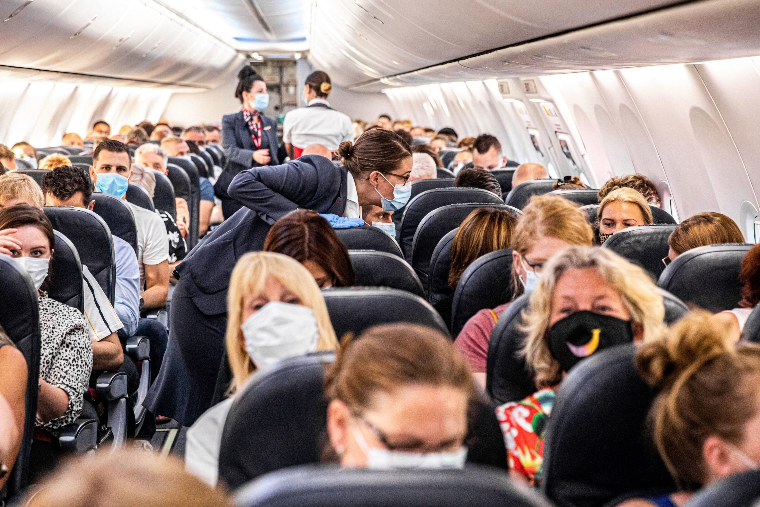NETHERLANDS-TRAVEL-AIRPORT