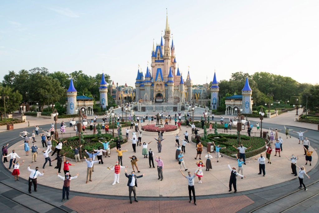 Walt Disney World Resort Reopening
