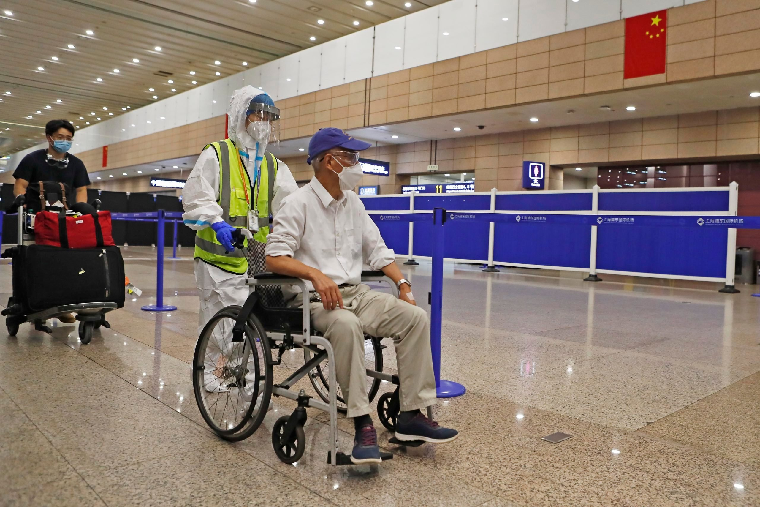 Daily Life In Shanghai Amid The Coronavirus Outbreak