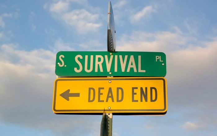 How to survive the dead end?