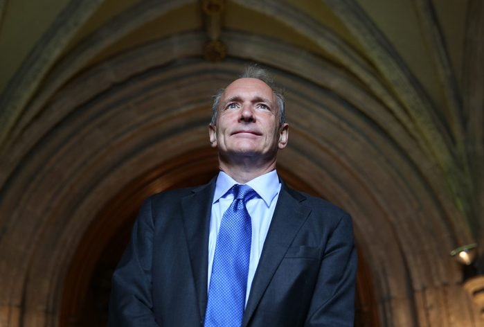 Sir Tim Berners-Lee Is Awarded Freedom Of The City Of London