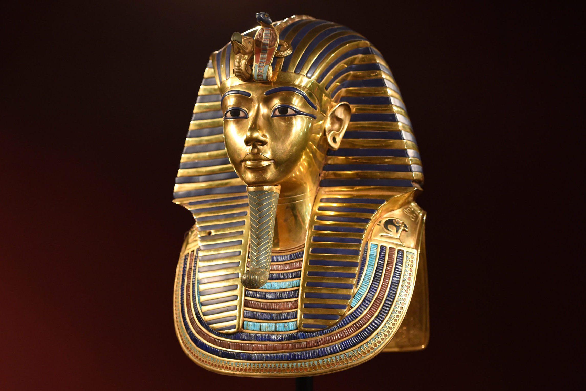 'Tutanchamun - Sein Grab und die Schaetze' Exhibition Preview