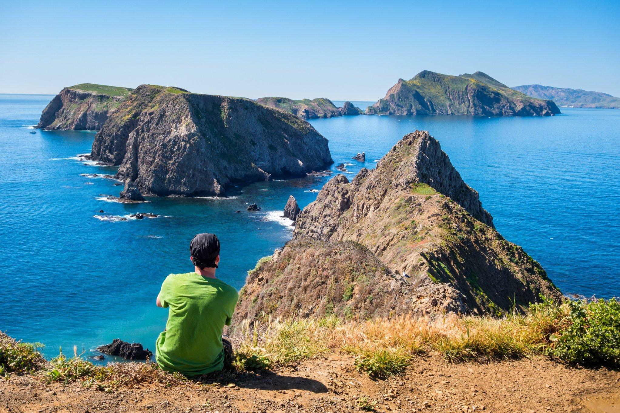 Adventure Traveller Breathtaking Islands Channel Islands National Park Los Angeles