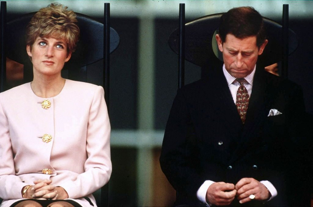 Charles And Diana Unhappy