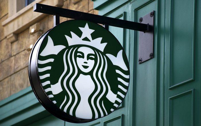 LAS VEGAS, NV - MARCH 28: A Starbucks coffee shop on the Strip (Las Vegas Boulevard) in Las Vegas, Nevada. (Photo by Robert Alexander/Getty Images)