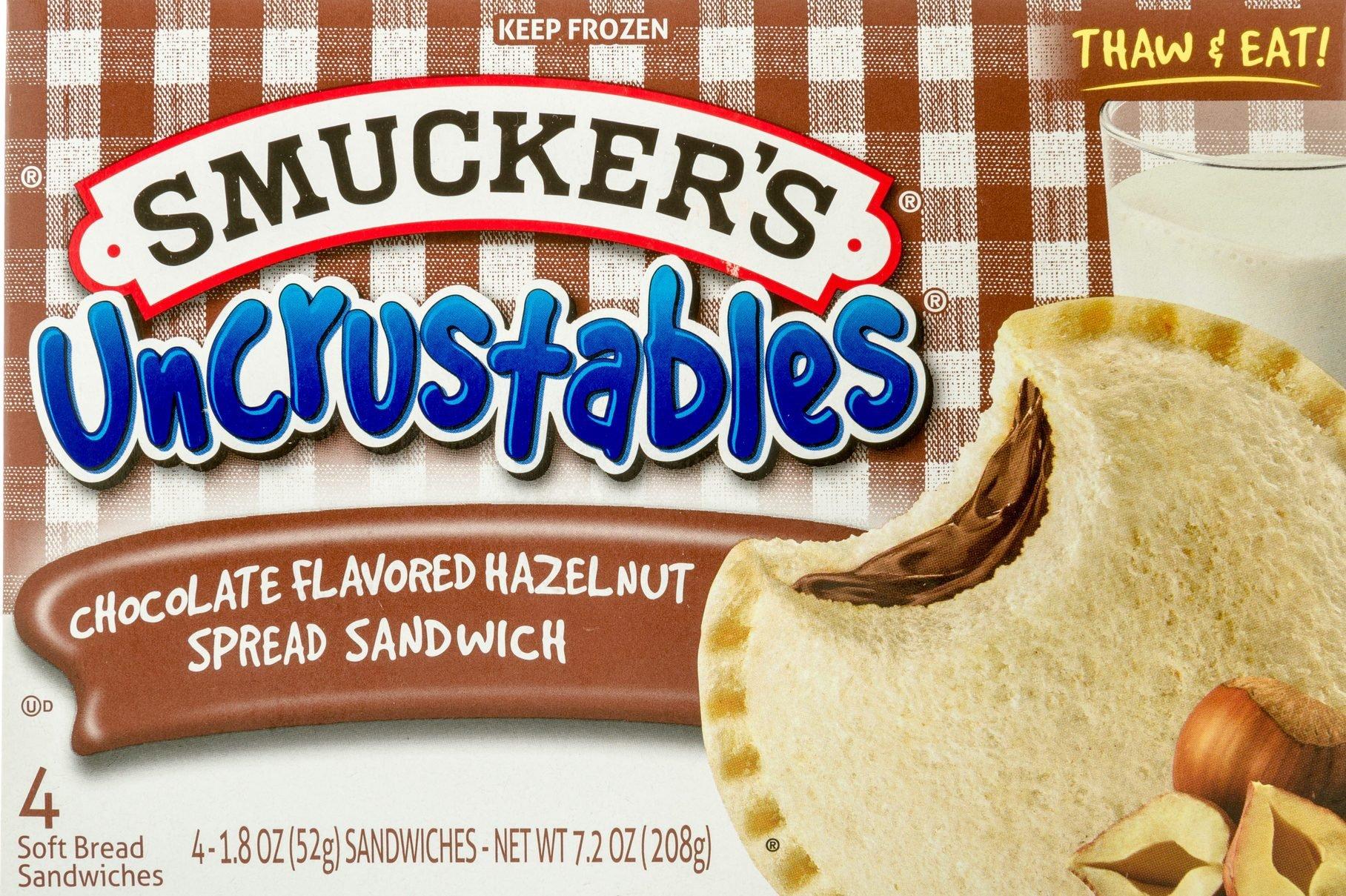 Smuckers Uncrustables Flavor