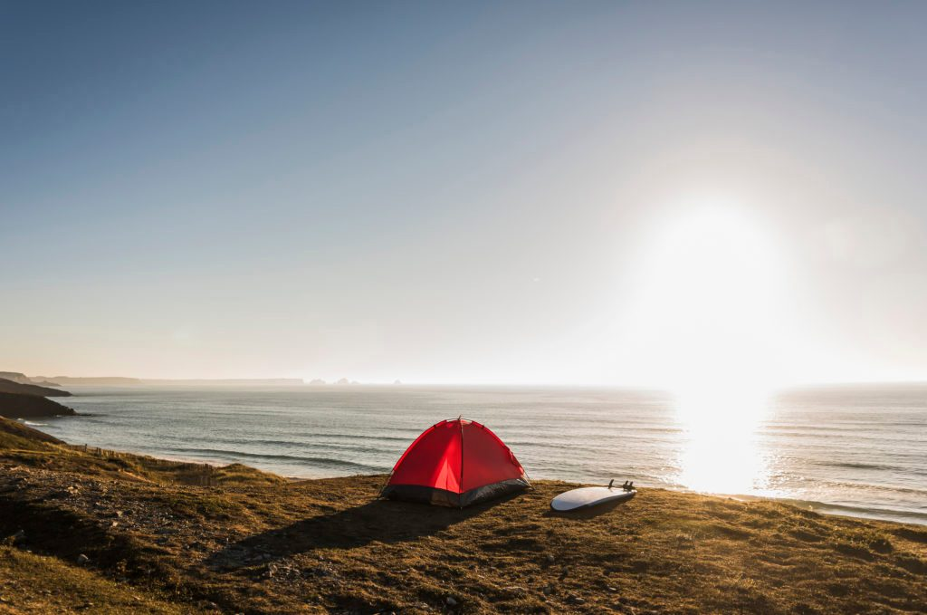 The Best 25 Spots Where You Can Camp on the Beach