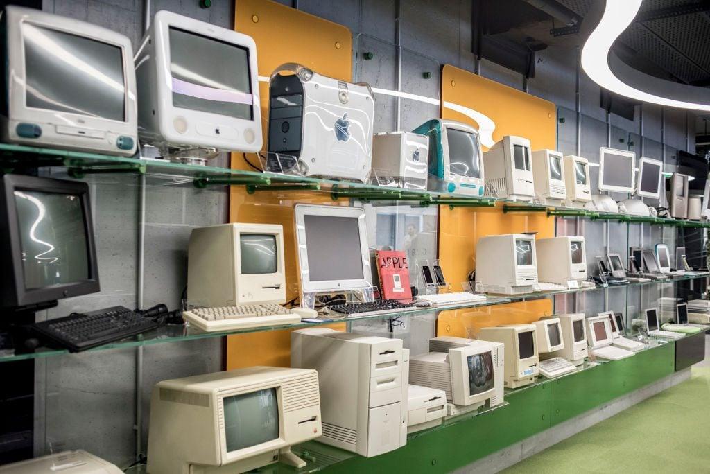 Apple Museum in Kiev