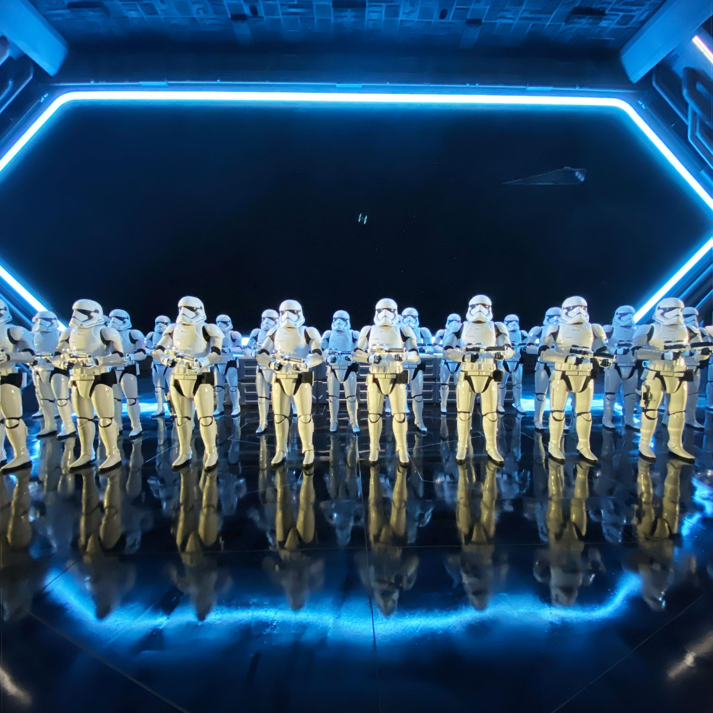 star wars attraction