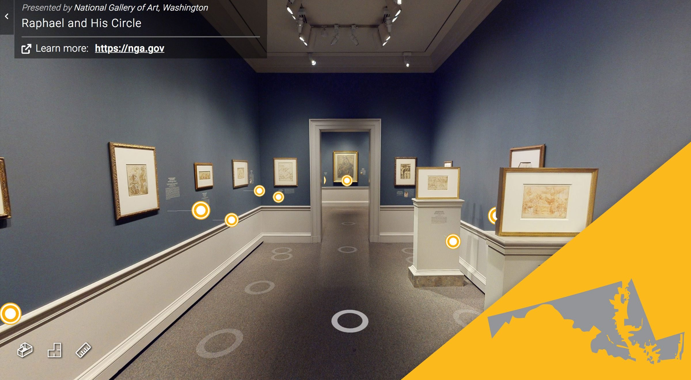national gallery of art virtual tour