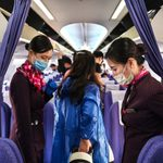 """12 Photos That Show the """"New Normal"""" of Air Travel"""
