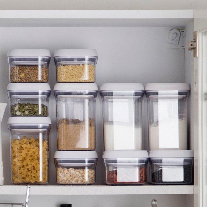 bins storage