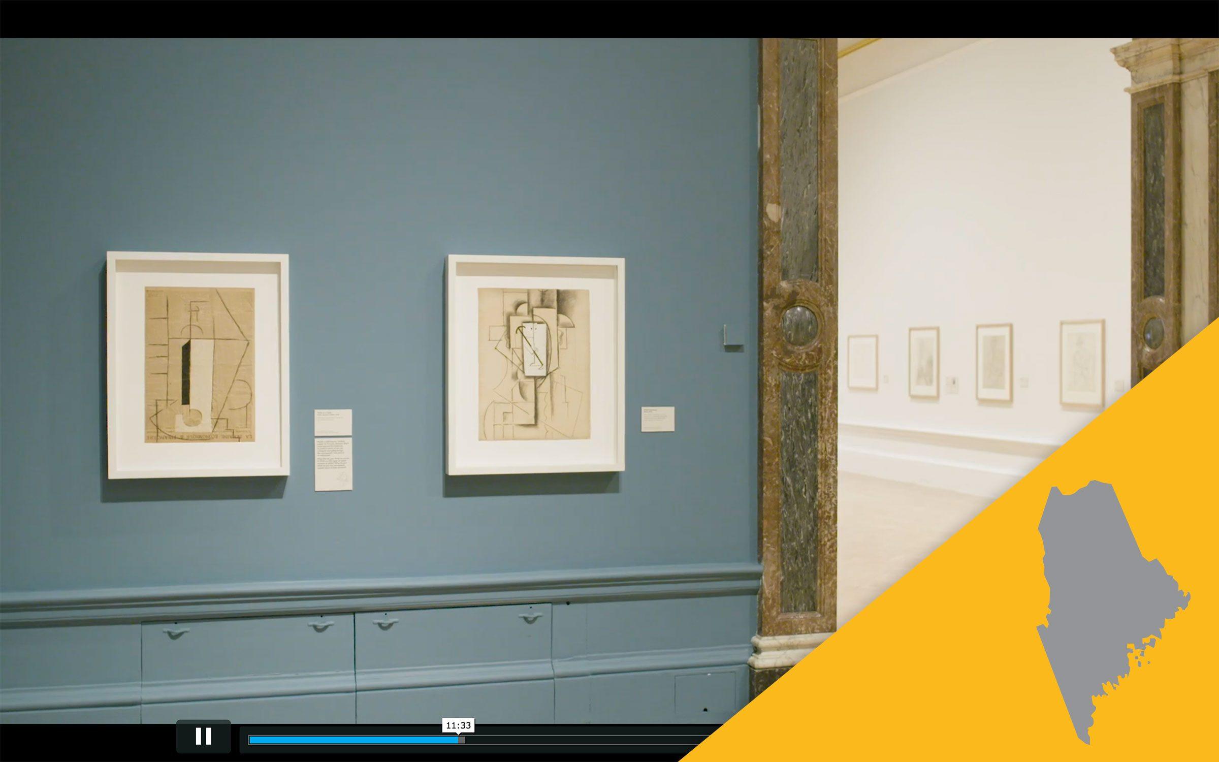 Royal Academy of Arts virtual tour
