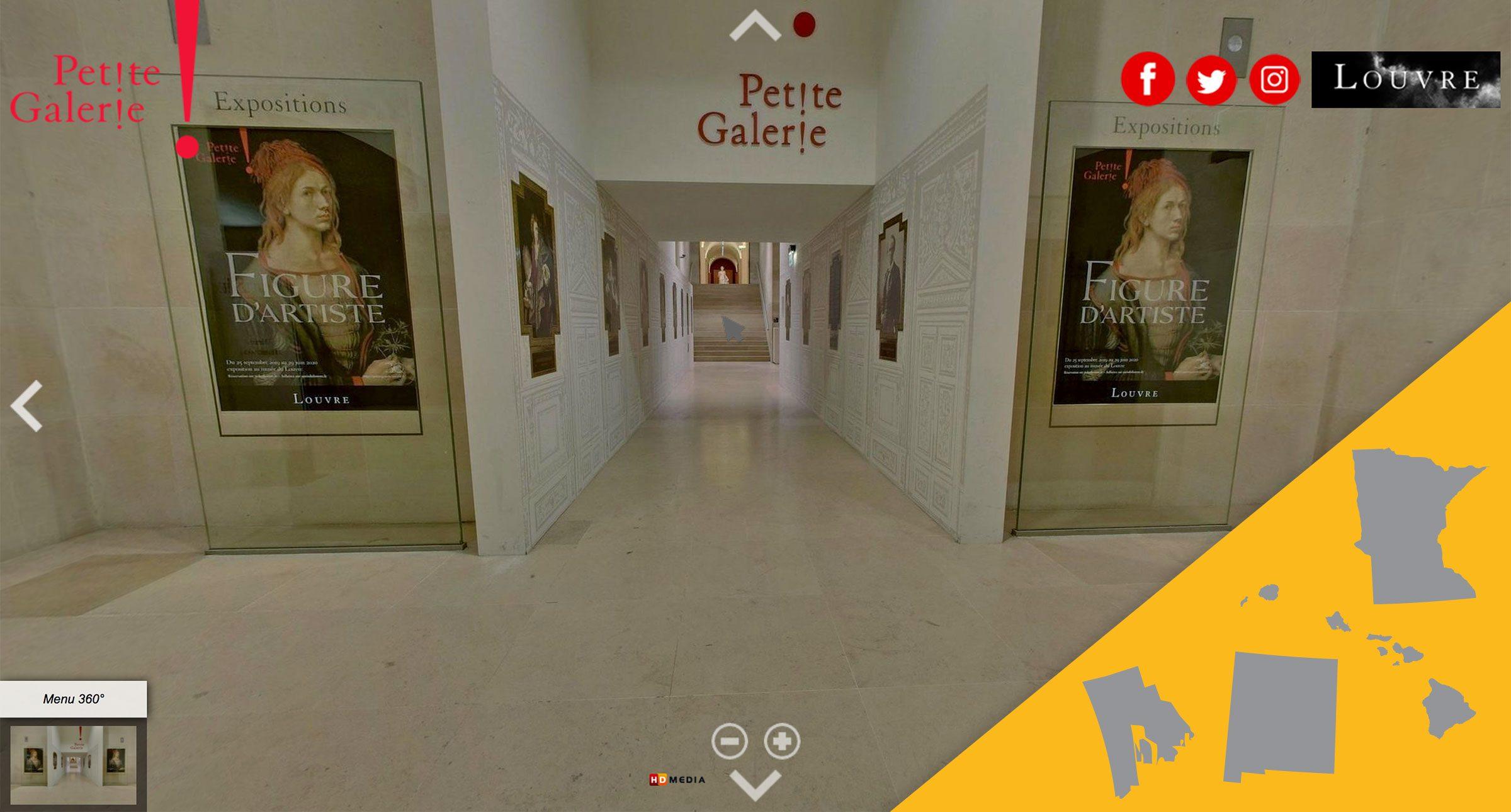 the louvre virtual tour