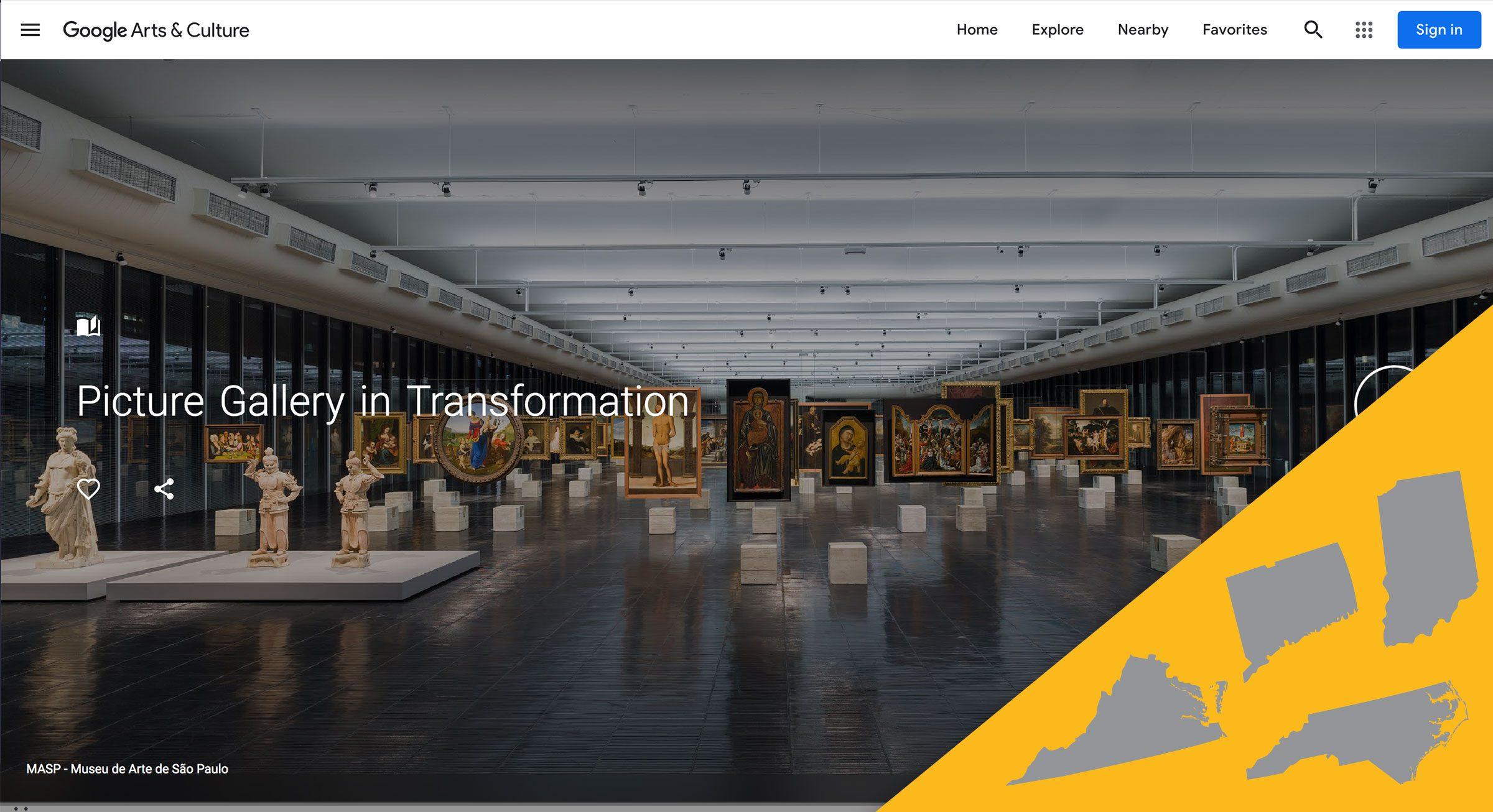 museum of art of sao paulo virtual tour