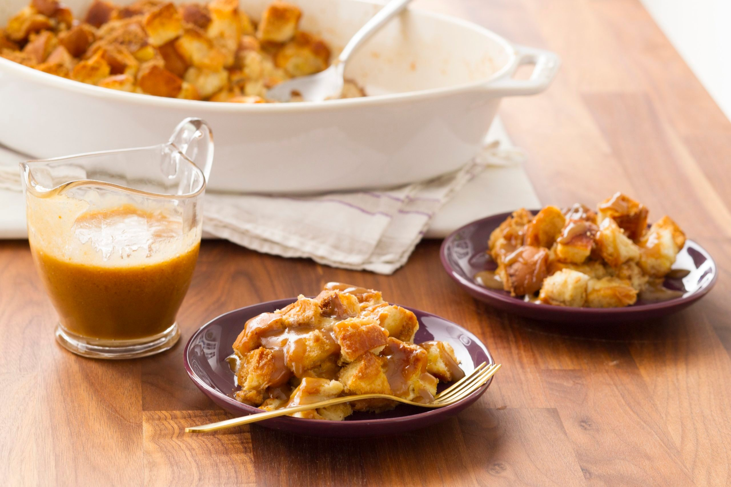 indulge bread pudding