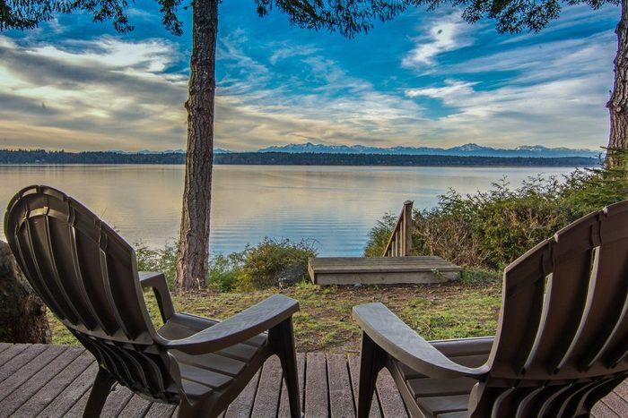 Herron Island, Washington