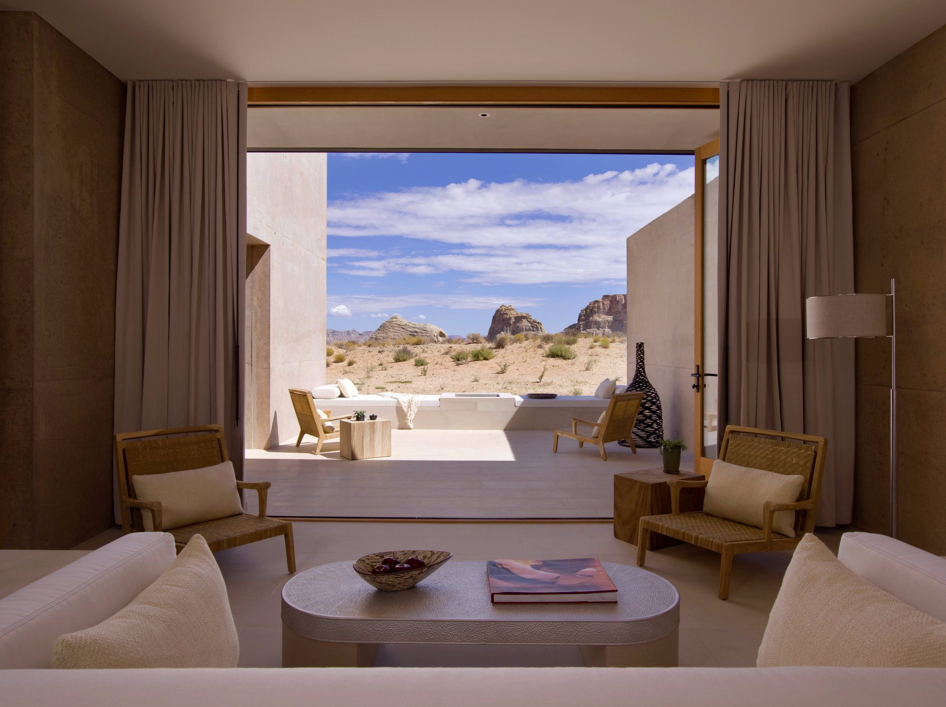 Amangiri Resort, Canyon Point, Utah