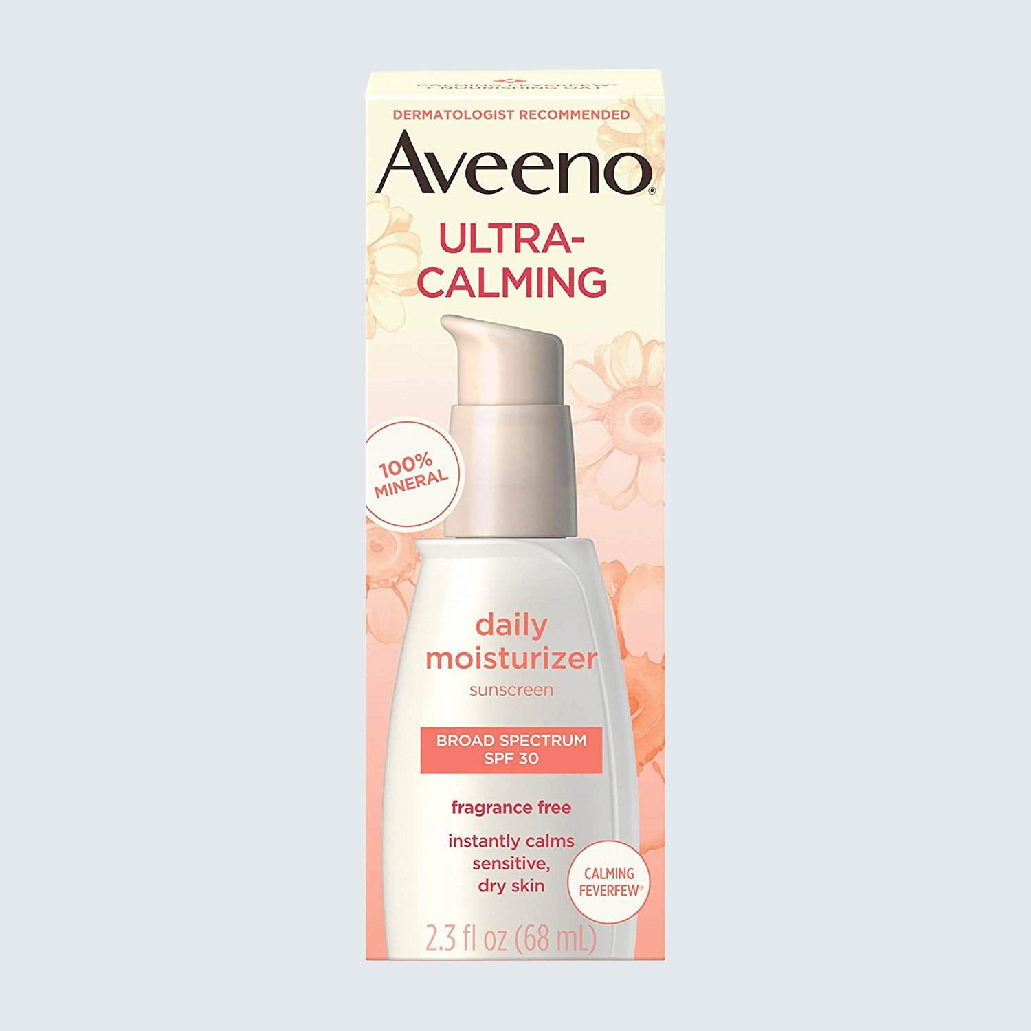 aveeno sun screen