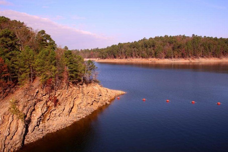 Oklahoma: Beavers Bend State Park