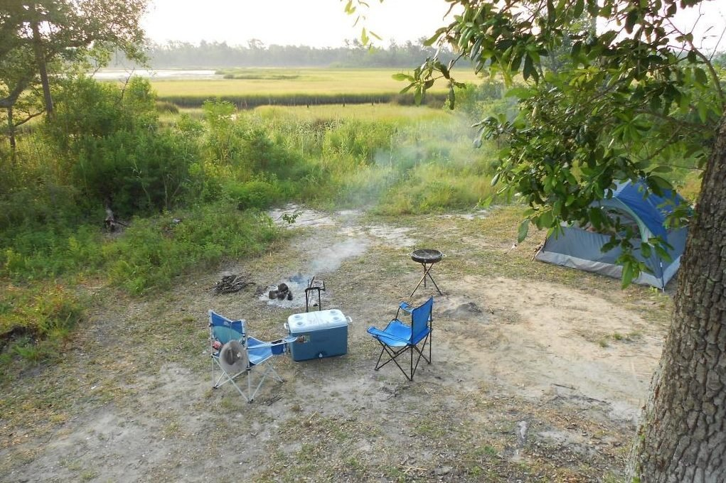 Mississippi: Buccaneer State Park