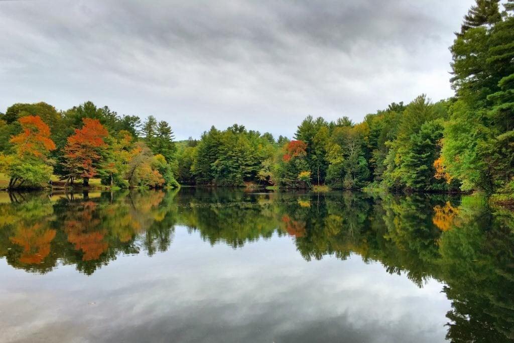 Connecticut: Blackrock State Park