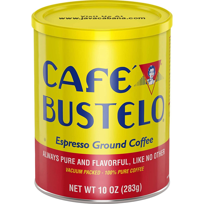 Café Bustelo Espresso Ground Coffee