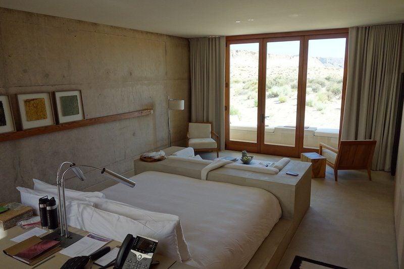 Amangiri Resort, Canyon Point, Utah