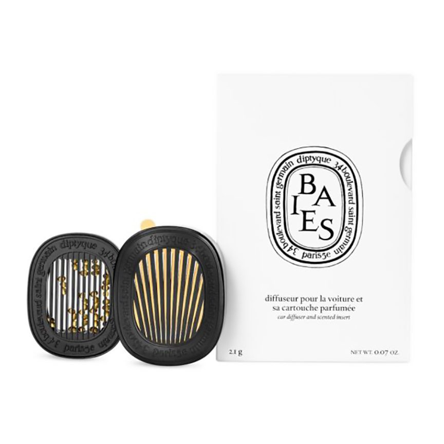 Baies Car Diffuser & Insert from Diptyque