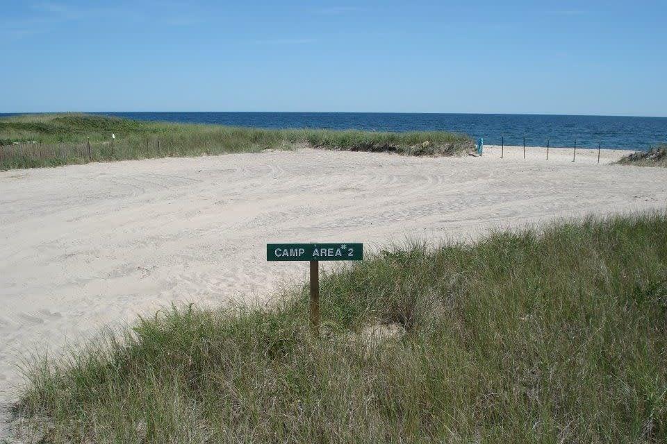 East Beach/Ninigret Conservation Area, East Beach, Rhode Island