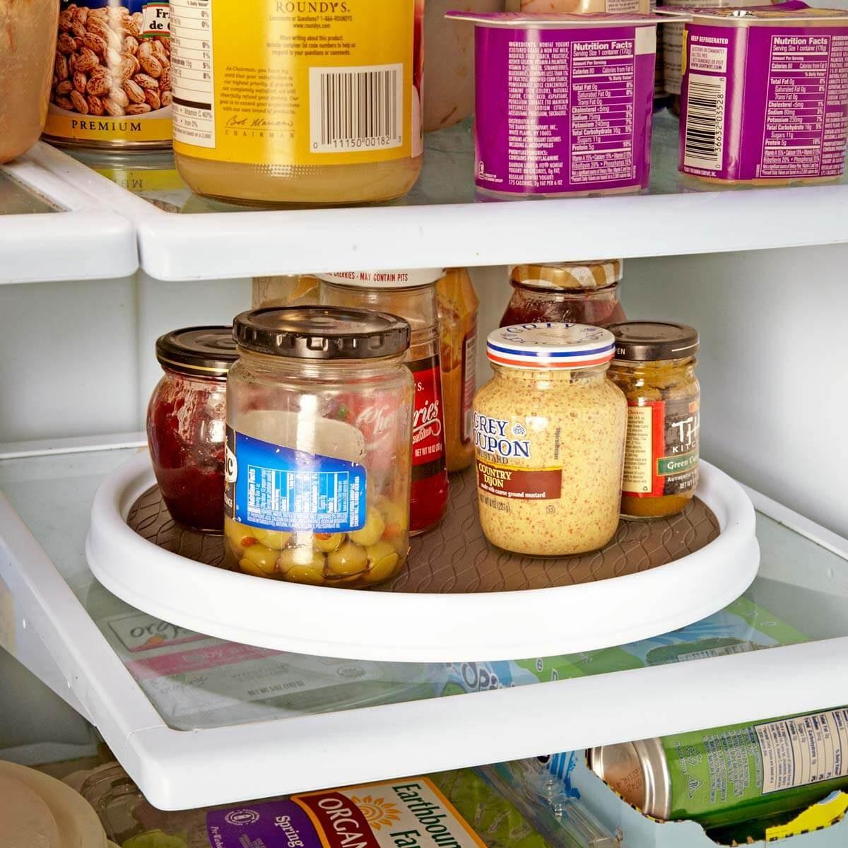 fridge spinner lazy susan