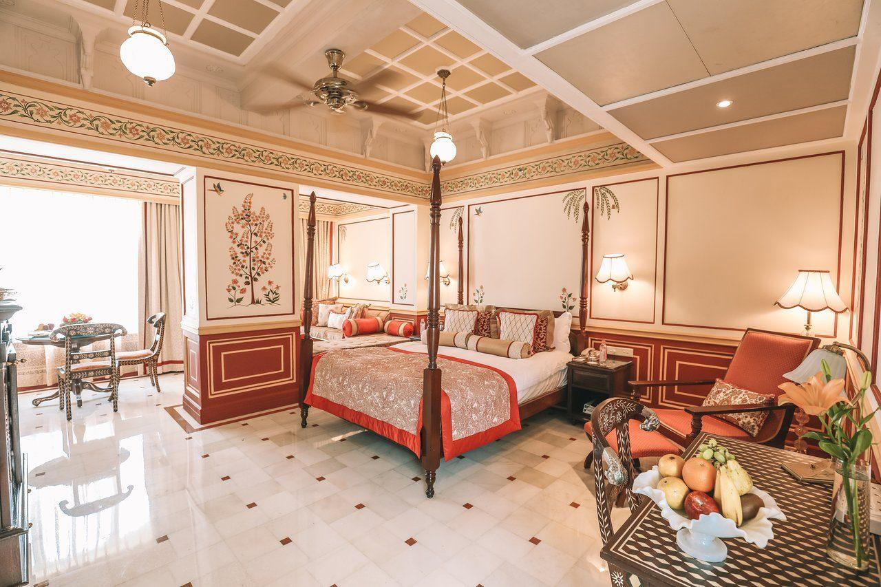 Taj Lake Palace, Udaipur, India