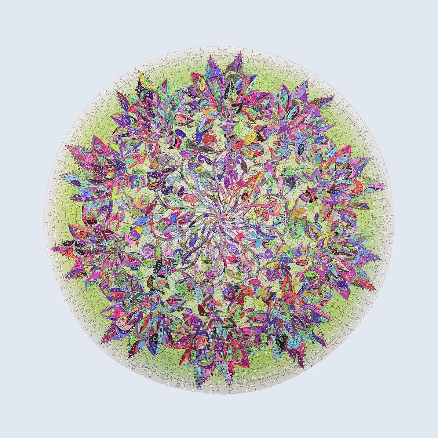 Magic Tree of Life puzzle