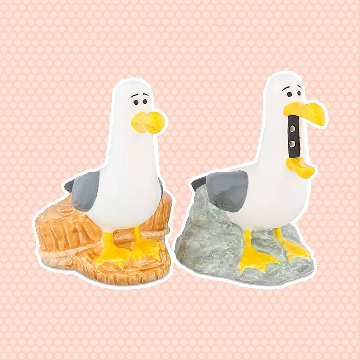 Finding Nemo Seagulls Salt & Pepper Shaker Set