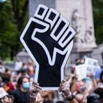 How the Clenched Fist Became a Black Power Symbol