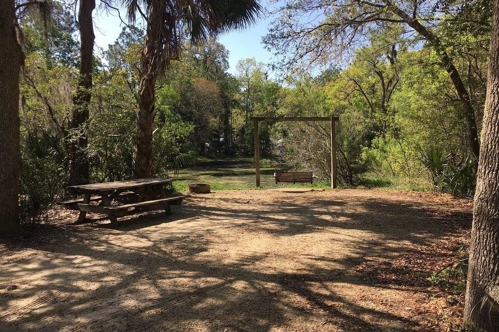 South Carolina: James Island County Park