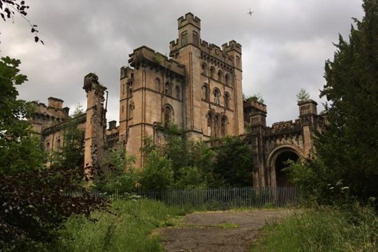 Lennox Castle England